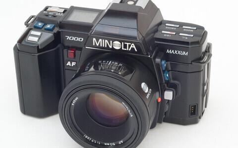 Minolta 7000 AF