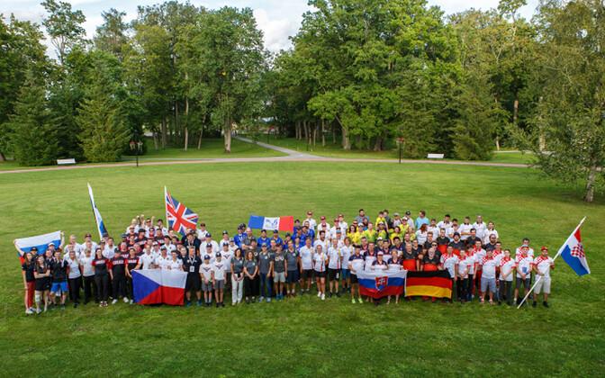 Mäetagusel peetakse discgolfi võistkondlikud maailmameistrivõistlused.