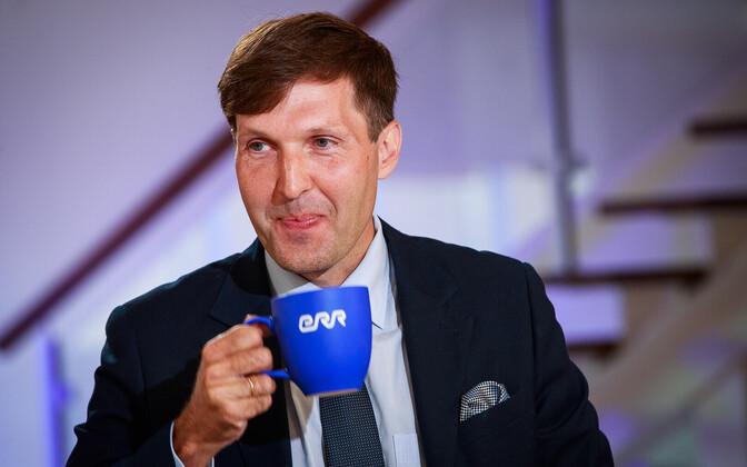Finance minister  Mart Helme.