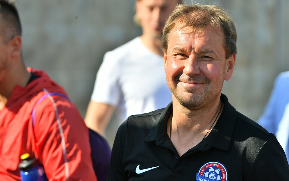 Андрей Семин не проработал в Нарве и трех месяцев.