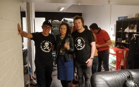Mumiy Trolli liikmed Tallinnas