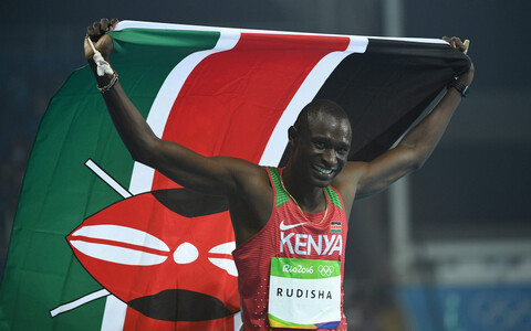 David Rudisha