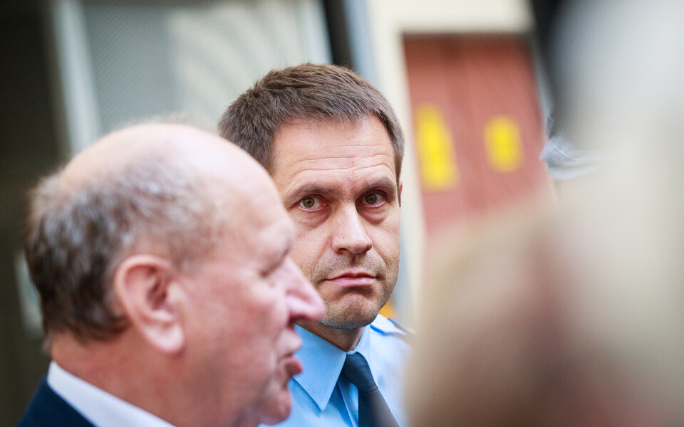 Хельме и Вахер поставили точку в конфликте и договорились продолжать совместную работу.