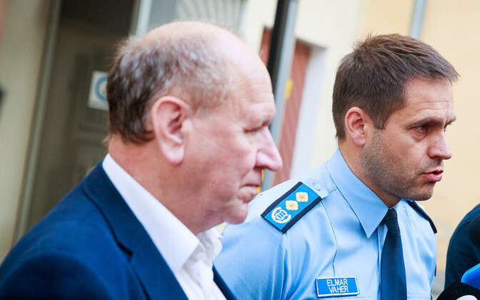 Mart Helme ja Elmar Vaher
