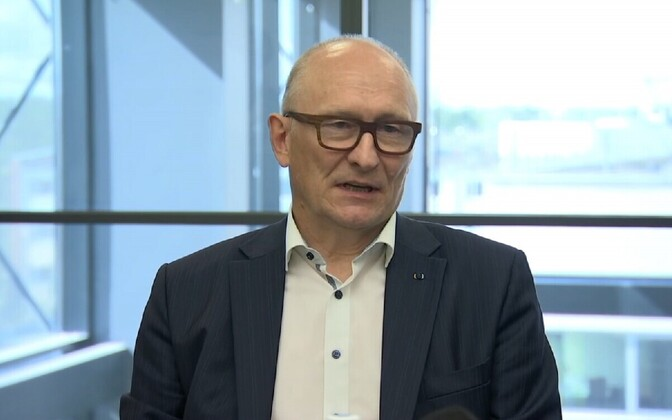 Taltech rector Jaak Aaviksoo.
