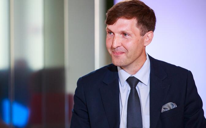 По словам министра финансов Мартина Хельме, законопроект о реформе второй пенсионной ступени может быть принят к концу этого года.