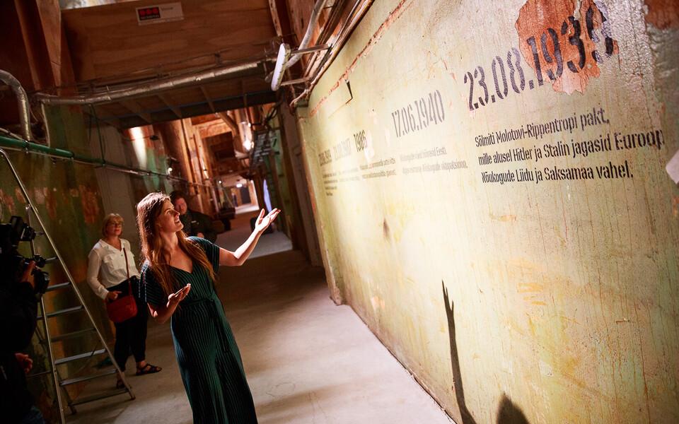 Balti keti kolmekümnendale aastapäevale pühendatud näitus