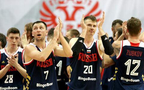 Venemaa korvpallikoondis