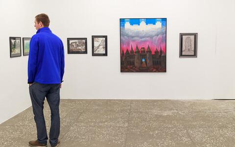 В Таллиннской городской галерее открылась выставка Юри Аррака