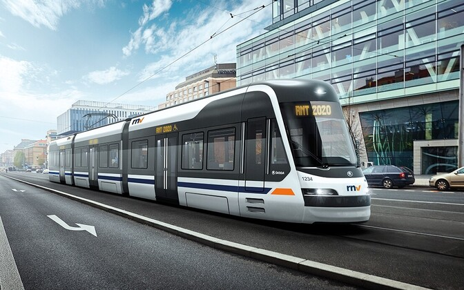 Škoda Electric trams to begin using ultracapacitors produced by Skeleton Technologies.