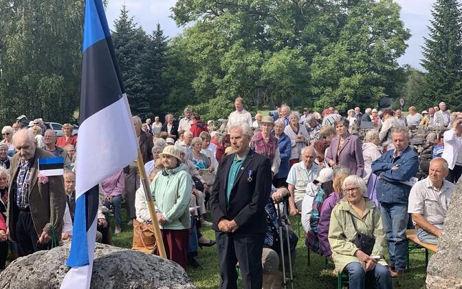 Eesti Memento Liit Pilistveres kokkutulek.