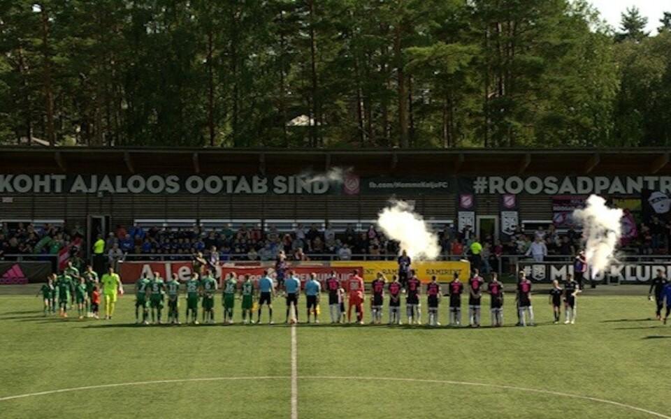 Nõmme Kalju FC - Tallinna FCI Levadia