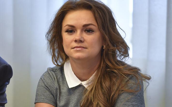 Яна Кондрашова подала заявление в прокуратуру.