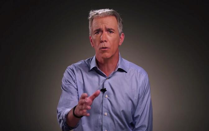 Vabariiklasest endine kongresmen Joe Walsh.
