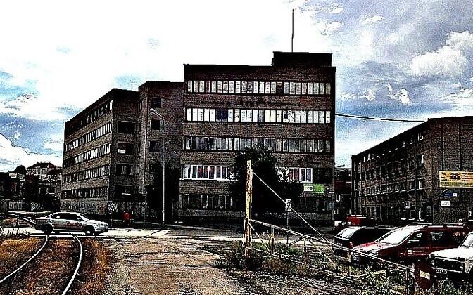 Улица Теллискиви в Таллинне.