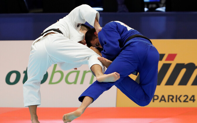 Judo MM Tokyos