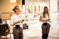 IKEA offered a sneak peek at its new, limited Tallinn location. Aug. 27, 2019.