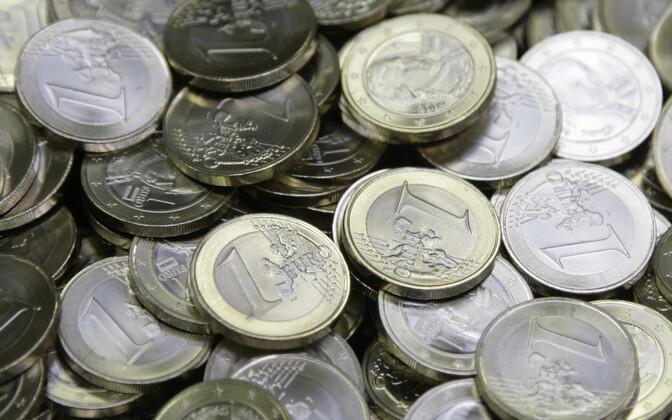Austria euromündid.
