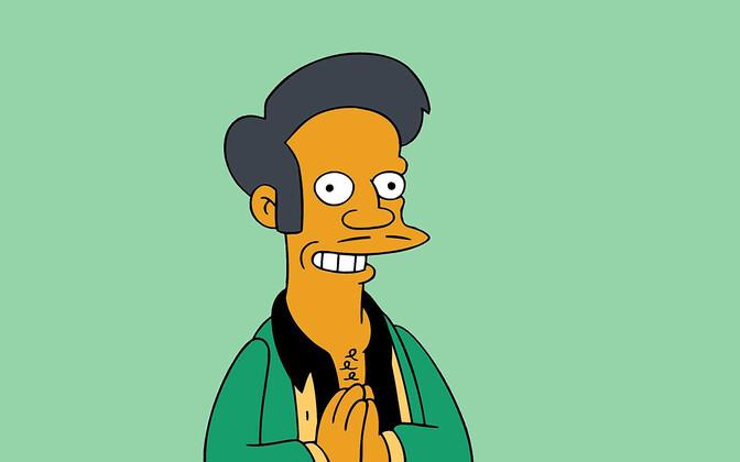 Apu Nahasapeemapetilon jätkab animasarjas ka selle 31. hooajal.
