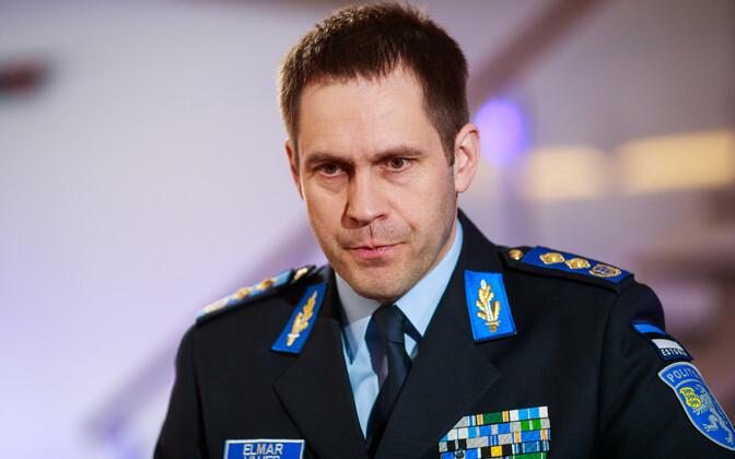 PPA chief Elmar Vaher.