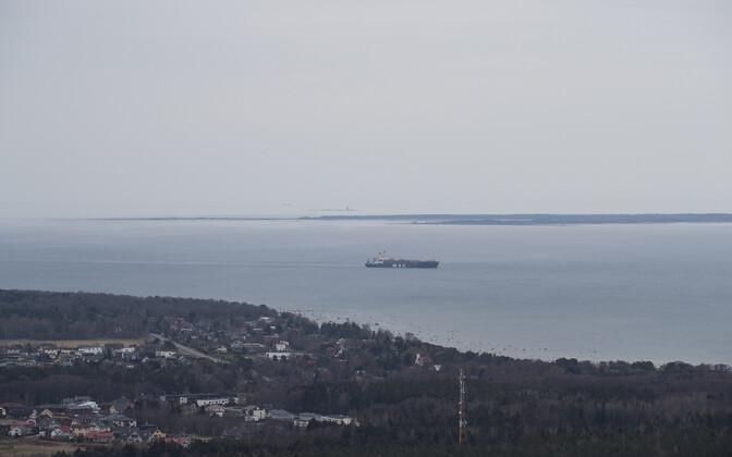 После изменения Закона о мореходстве под эстонский флаг могут вернуться крупные торговые суда.