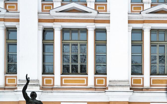 Больше всего медалей получили ученики Таллиннской реальной школы.