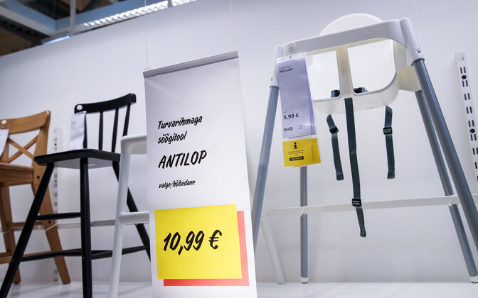 IKEA väljastuspunkt lahti.
