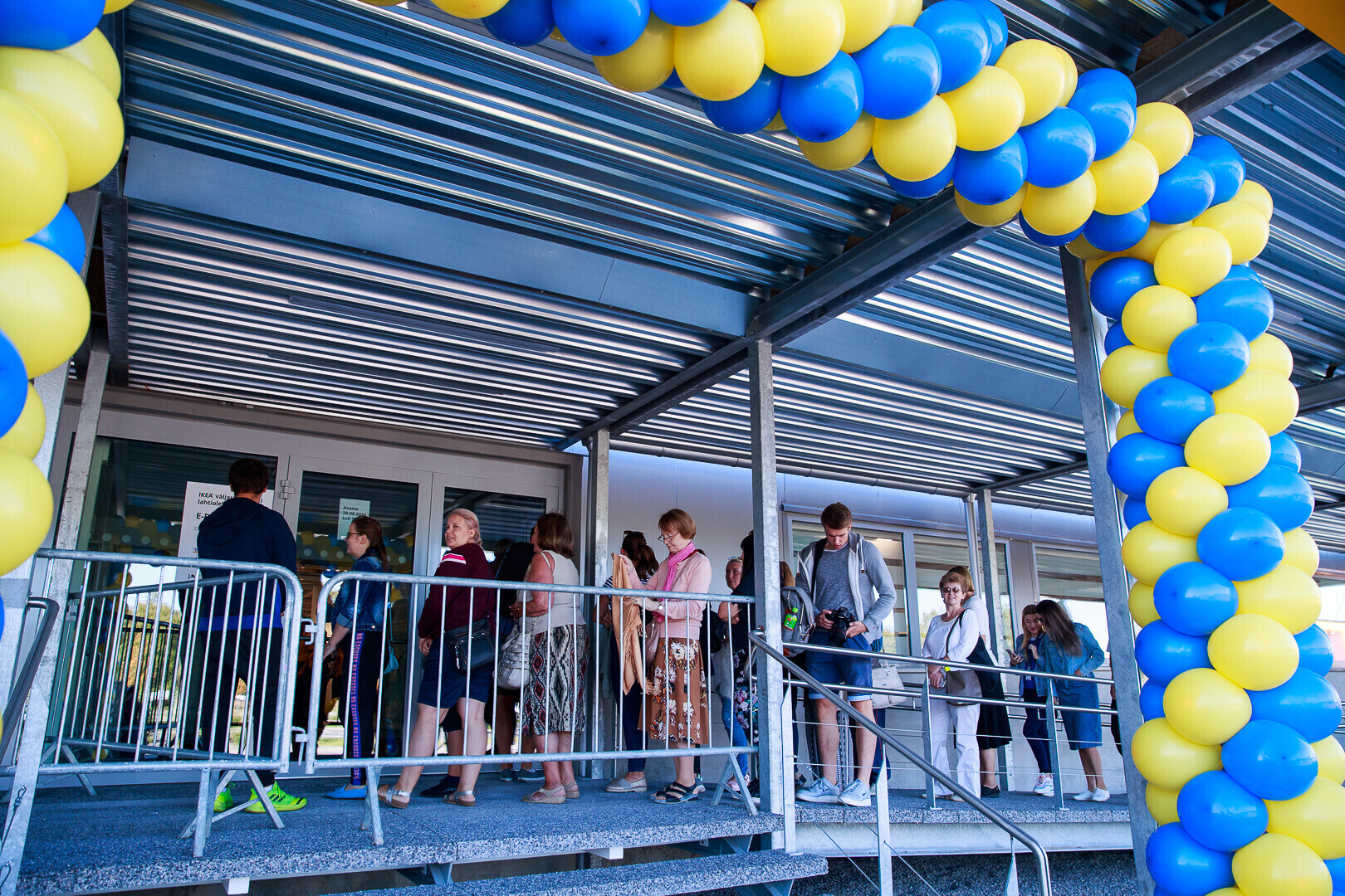 Gallery: IKEA Estonia launches online store, opens limited ...