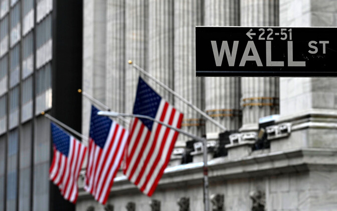 Wall Street New Yorgis.