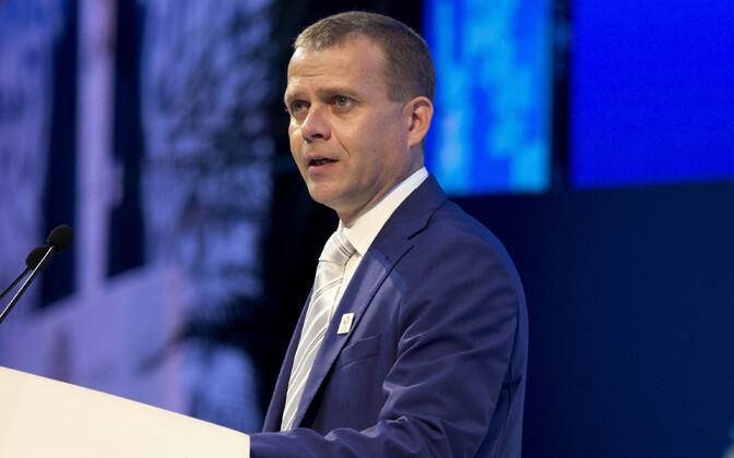 Soome Koonderakonna juht Petteri Orpo.