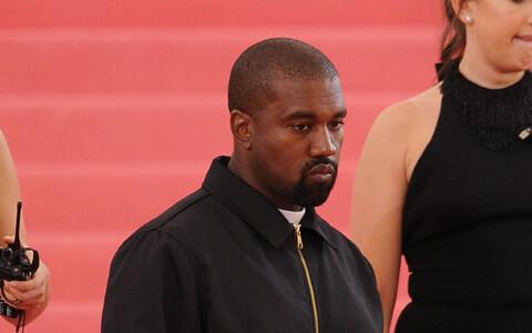 Kanye West 2019. aasta Met Galal.