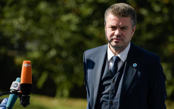Foreign Minister Urmas Reinsalu