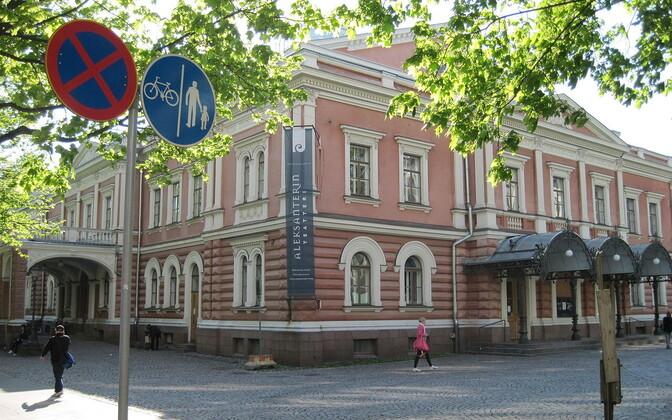Александровский театр нуждается в масштабной реставрации.