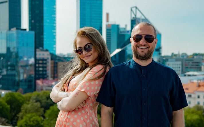 Marta Püssa ja Kristo Rajasaare