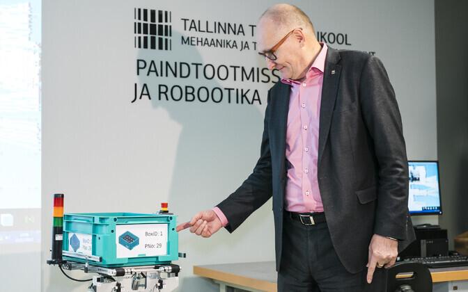 TTÜ rektor Jaak Aaviksoo möönab, et vahearuanne tuvastas Nurkse instituudi juhitud projekti aruandluses vigu.