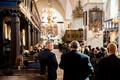 Anneli Ammase hüvastijätutseremoonia Pühavaimu kirikus