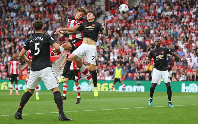 Southampton - Manchester United