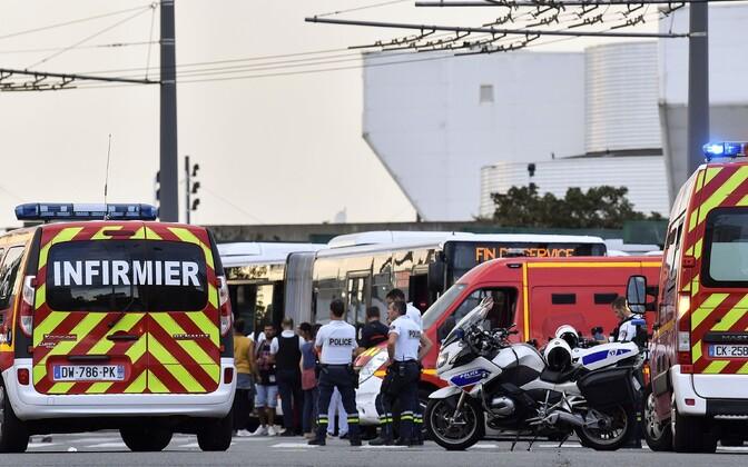 Нападение в Лионе, 31 августа.