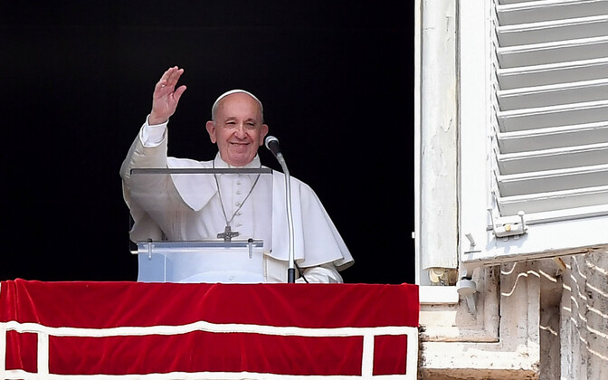 Paavst Franciscus