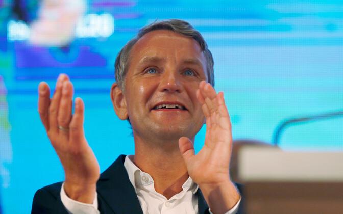 AfD Saksimaa juhtpoliitik Björn Höcke.
