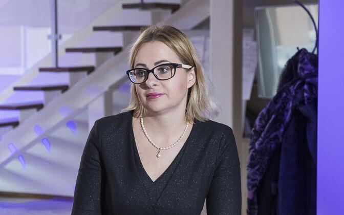 Мария Юферева-Скуратовски пока не успевает работать в горсобрании.