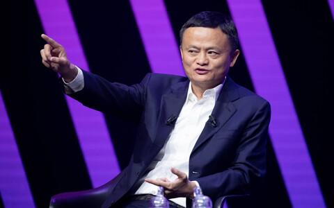 Alibaba kaasasutaja Jack Ma.
