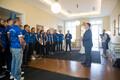 Jüri Ratas võõrustas võrkpallikoondiseid