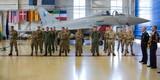 Чехия сменила Великобританию на авиабазе Эмари.
