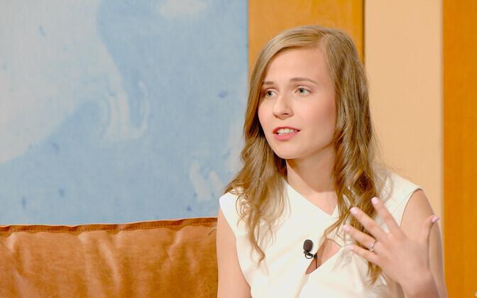 Мария Звонова.