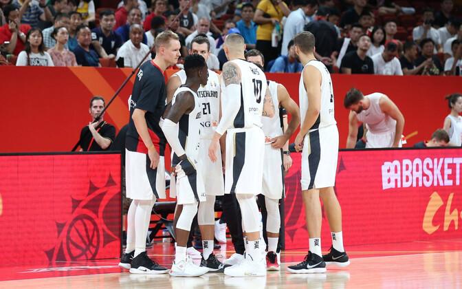 Saksamaa korvpallikoondis