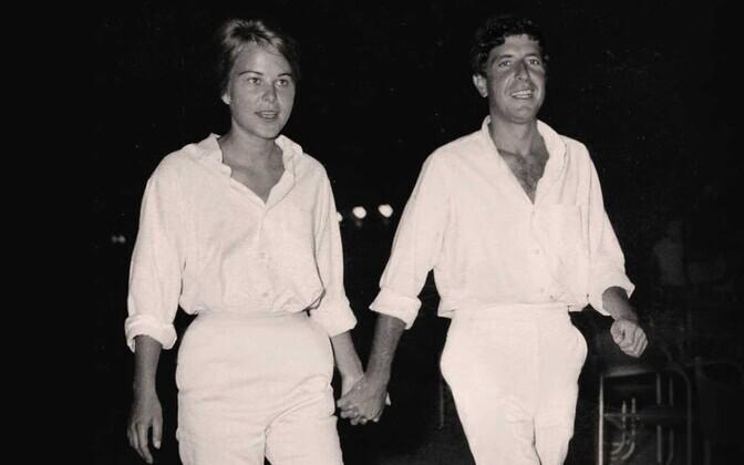 """""""Marianne ja Leonard. Armastuse sõnad"""""""