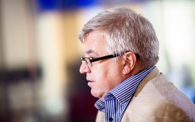 Nordica Group board member Erki Urva.