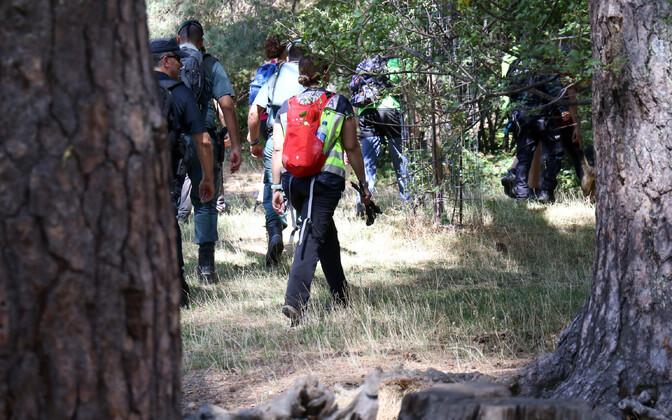 Blanca Fernandez Ochoa otsingud