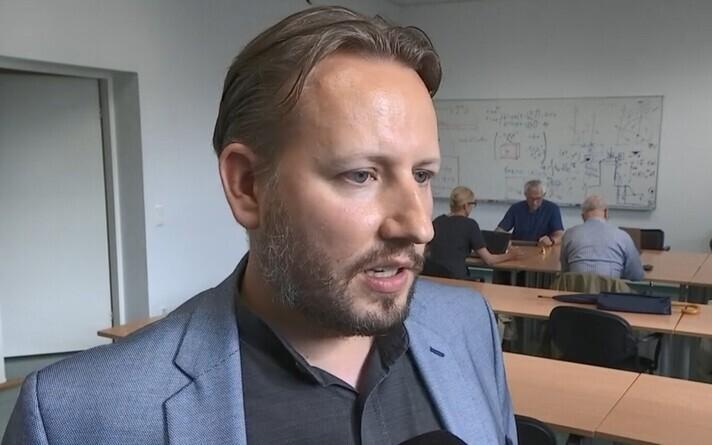 Keemilise ja Bioloogilise Füüsika Instituudi vanemteadur Mario Kadastik.
